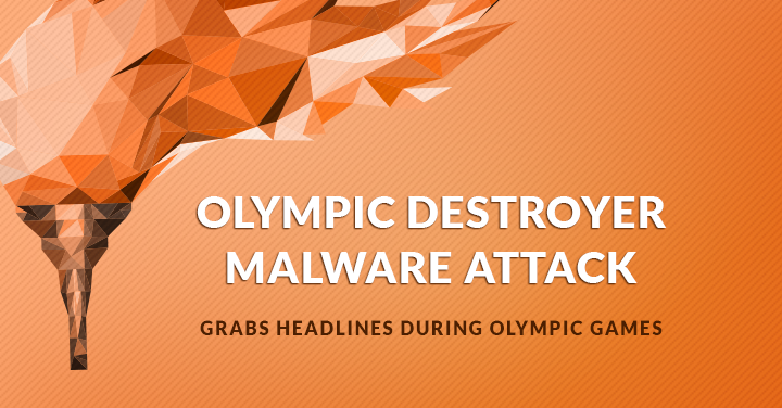Olympic Destroyer Malware Attack Grabs Headlines During Olympic Games